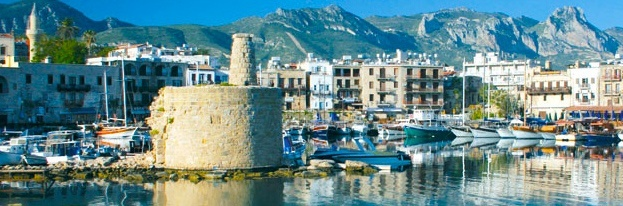 kyrenia harbour northern cyprus