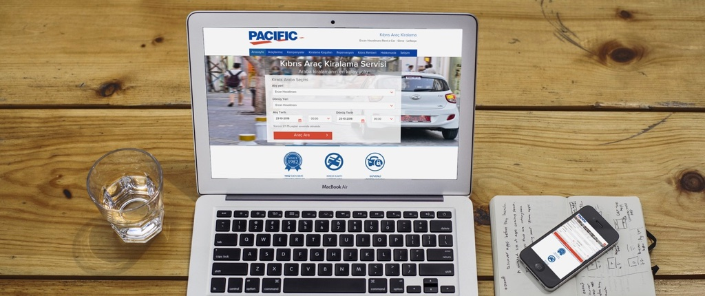 Pacific has now launched its new Turkish language site