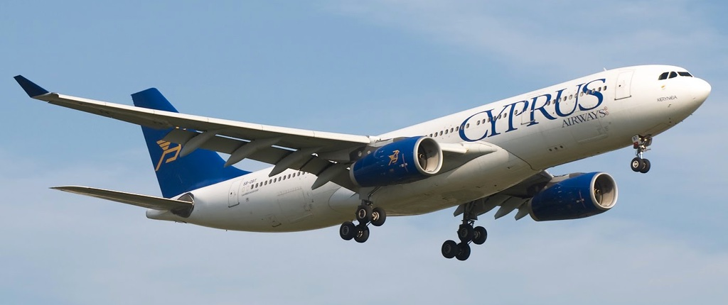 Cyprus Airways Closes