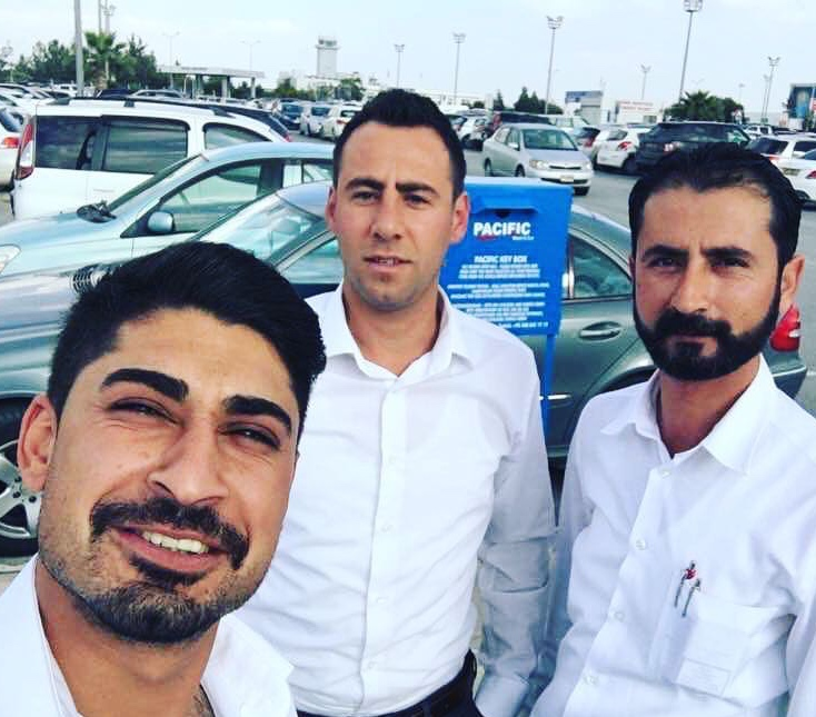Pacific Car Rental Ercan Airport